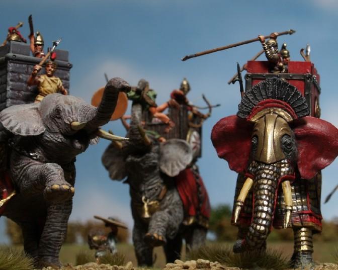 Karthago – Eine FIELD OF GLORY Armee – UPDATE 1