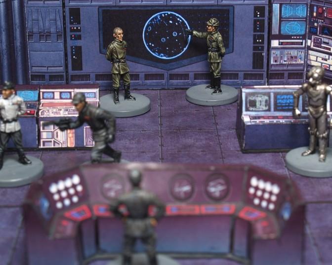 Flucht vom Todesstern – Ein Star Wars Szenario
