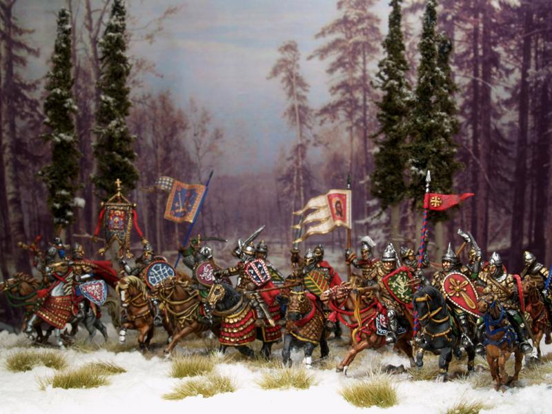 Timourides,Russes,Safavides,Ilkhanides............. Russische-figuren-03