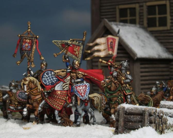 Russische Armee 13. Jahrhundert – Eine FIELD OF GLORY Armee