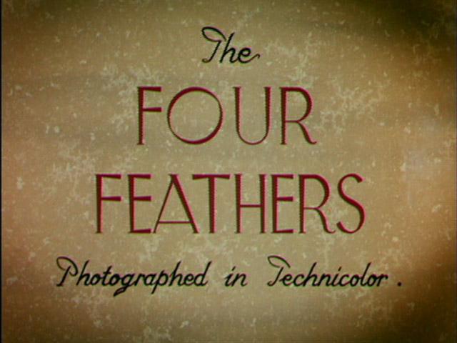 Die Vier Federn – IM SUDAN