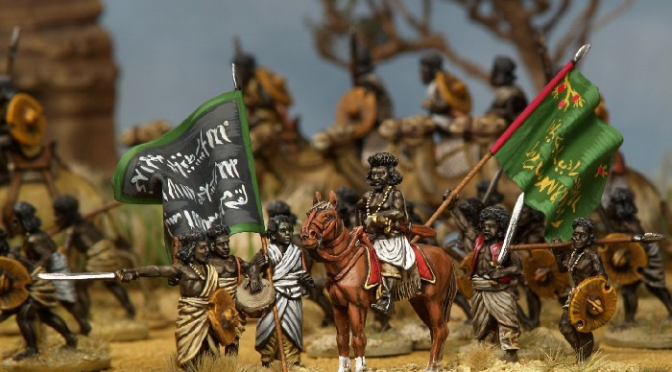 Beja Miniaturen – IM SUDAN