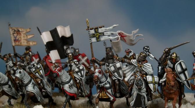 Der Deutsche Orden – Eine FIELD OF GLORY Armee