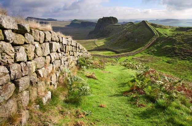 Vor Ort – Hadrianswall
