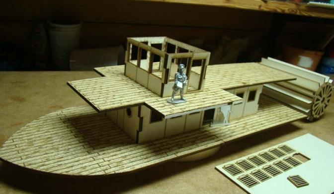 Schiff Ahoi! – Im Sudan