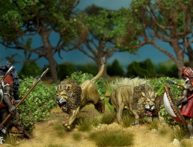 Abenteuer in Ostafrika – Löwenjagd