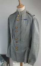 Grey Serge Frock 1884 Coldstream Guards
