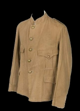 Khaki drill jacket New South Wales Infantry 1885