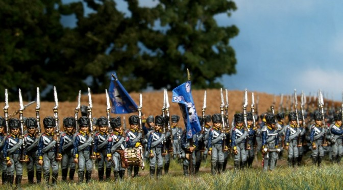Preußen 1813-15 / Teil 1