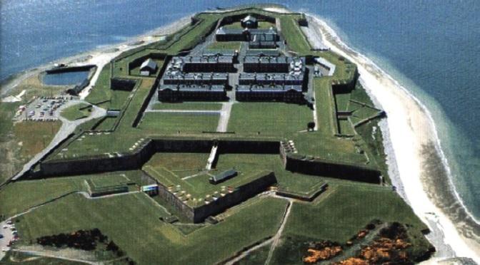 Das Bollwerk im Norden / Fort George