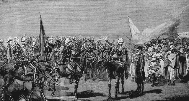 General Gerald Graham – IM SUDAN