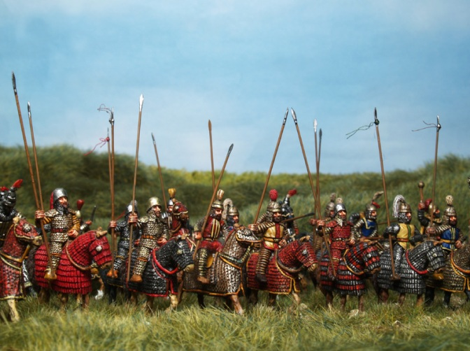 Parther – Eine FIELD OF GLORY Armee