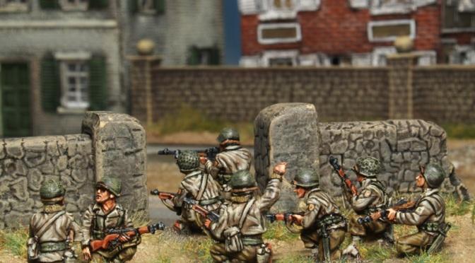 US-Infanterie 1944