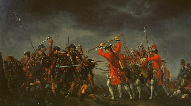 Es waren zwei Königskinder… Die Schlacht von Culloden 1746  – Vor Ort