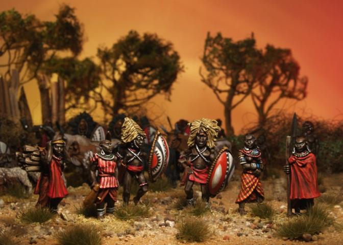 Abenteuer in Ostafrika – Masai