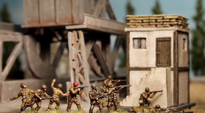 British Paratrooper / Miniaturen