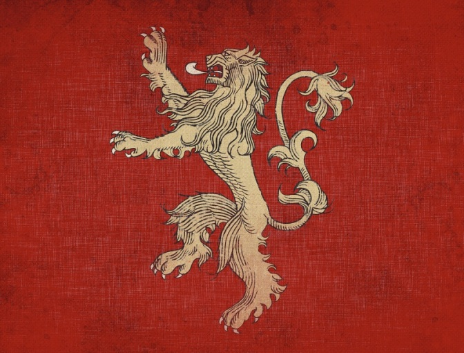 SAGA – Ein Lied von Eis und Feuer / Armeeliste Lannister