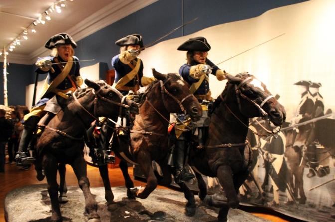 Armeemuseum Stockholm / Teil 3 – Vor Ort