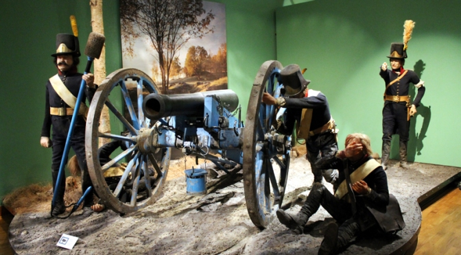 Armeemuseum Stockholm / Teil 4.