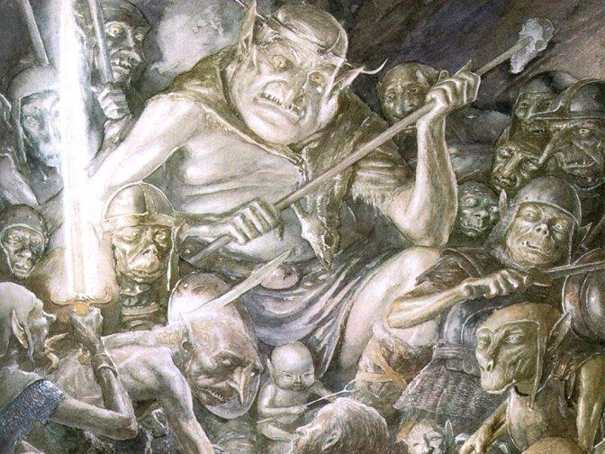 SAGA – Der Herr der Ringe / Armeeliste Goblins