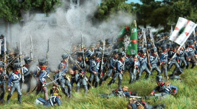 Preußen 1813-15 / Teil 3