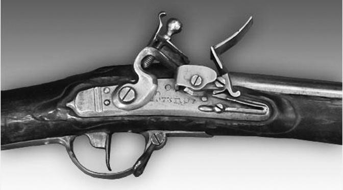 Preußische Musketen der Napoleonischen Kriege