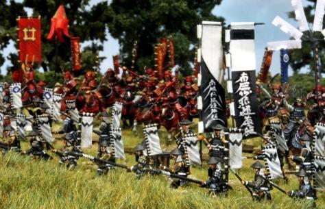 FOG Samurai 22