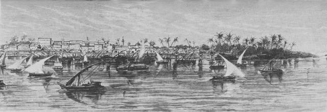 Khartoum um 1880