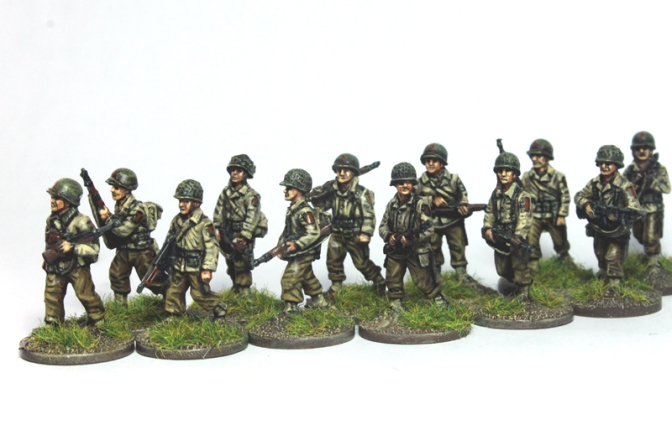 AB Figures / Zinnfiguren in 1/72