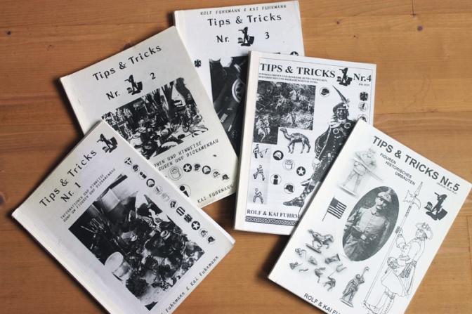 Tipps & Tricks / Bücher
