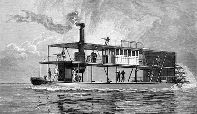 Die Boote der Nil Expedition (Teil 3) / Im Sudan