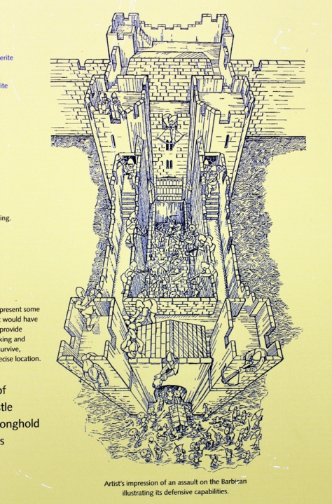 Burgen 13