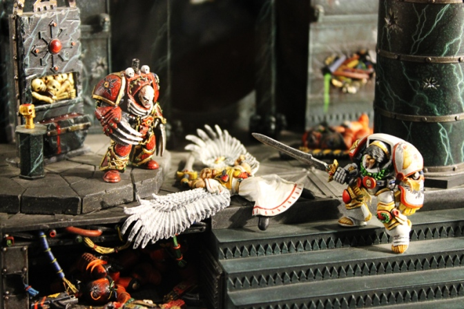 GAMES WORKSHOP Teil 3 – Vor Ort