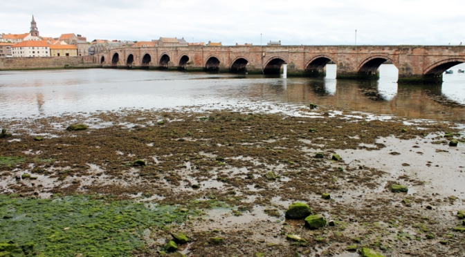 Berwick-upon-Tweed – Vor Ort
