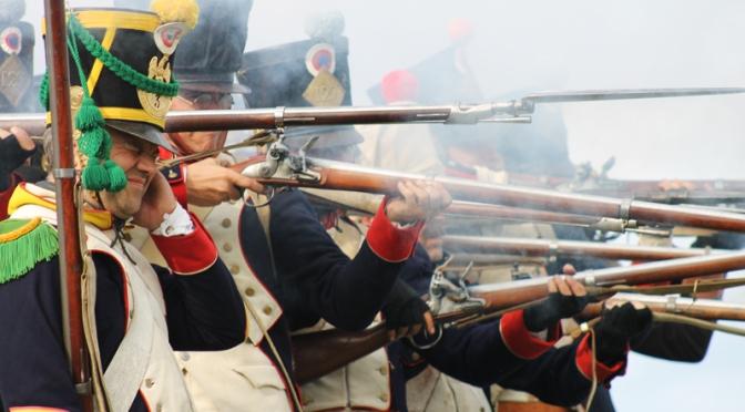 Napoleonische Kriege in Norddeutschland – Treffen an der Göhrde 2013 – Teil 2