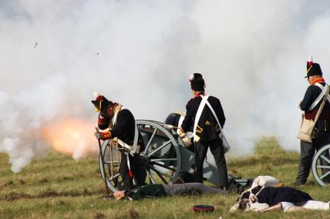Göhrde KGL Artillerie 02