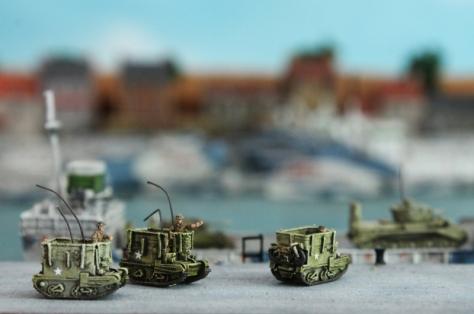 Sword Beach Fahrzeuge 03