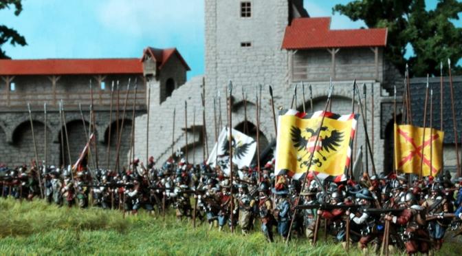 Field of Glory Renaissance – Katholische Armee des 30-jahrigen Krieges