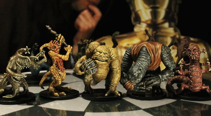 Holo-Schach oder …lass den Wookie gewinnen!