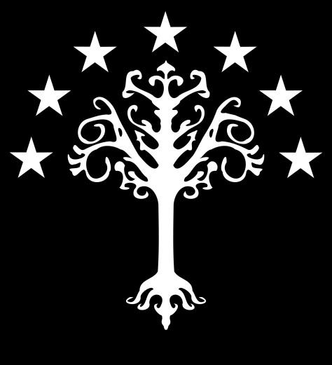 Wappen Gondor