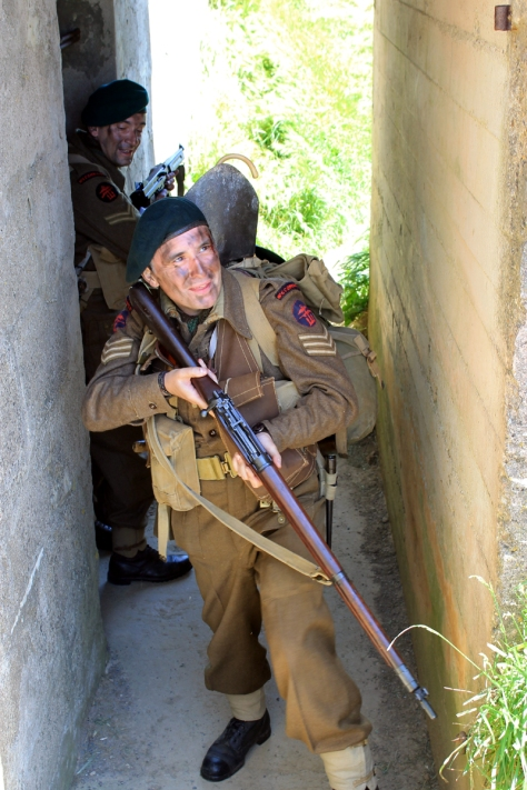 British Camp 13