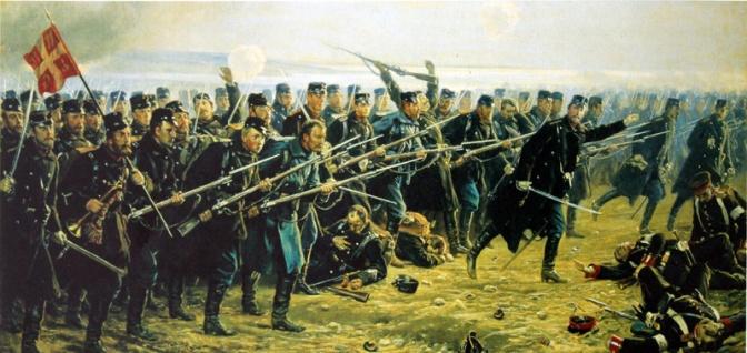 Dybbøl Skanser 1864