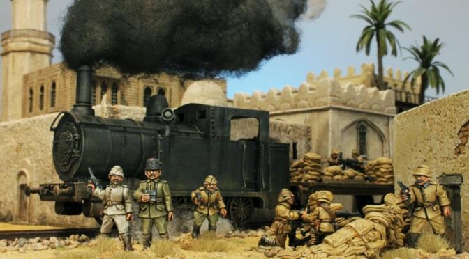 Die sieben Säulen der Weisheit – Die Arabische Revolte 1916 bis 1918