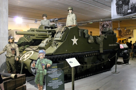 Tank Museum 07