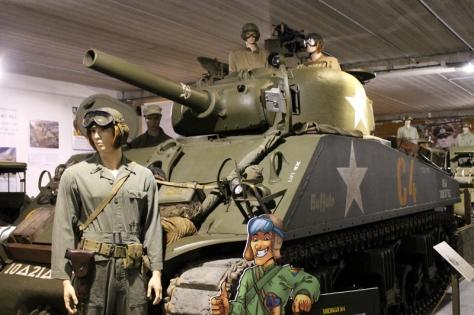 Tank Museum 12