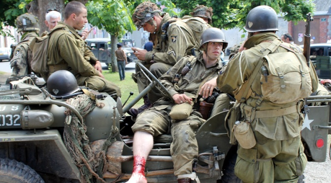 D-DAY Military Camps 2014