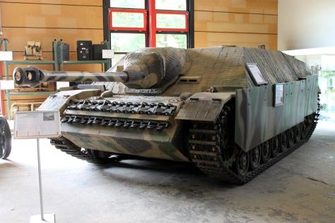 Panzermuseum 33