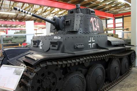 Panzermuseum 68