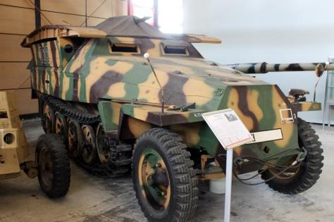 Panzermuseum 70