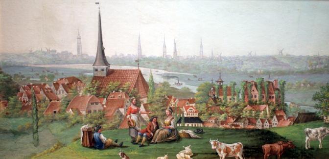 Napoleonische Kriege in Norddeutschland – Die Stadt und Festung Harburg